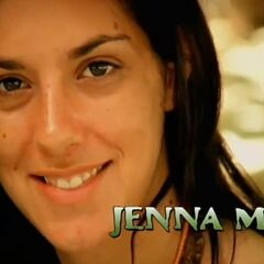 Jenna is introduced.