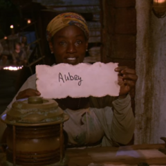 Cirie casts her vote against <a href=