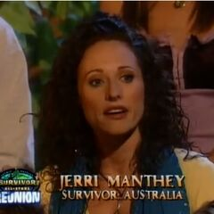 Jerri gets booed by the audience