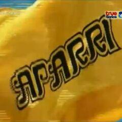 Aparri's intro shot.