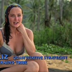 Liz making a <a href=