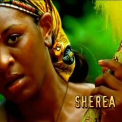 Sherea's second motion shot in the opening.