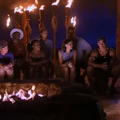 Maraamu's second Tribal Council.