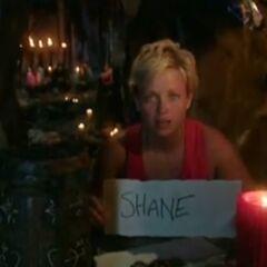 Melinda votes against Shane.
