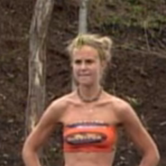 Elisabeth at the first individual Immunity Challenge, <i><a href=