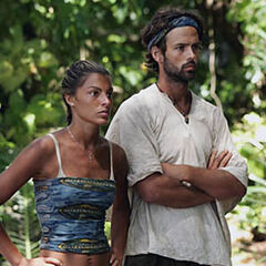 Bobby Jon and Stephenie, the last remaining of the Ulong tribe.