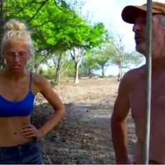 Dale and Kelley after the <a href=