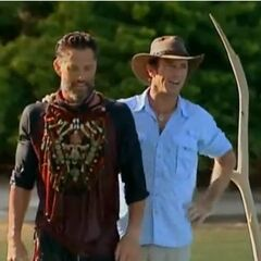 Terry won his fifth immunity