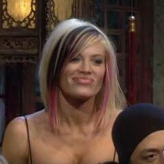Ashley at the <a href=