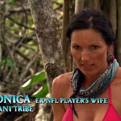 Monica making a <a href=