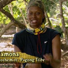 Ramona doing a <a href=