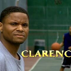 Clarence introduced to the show.