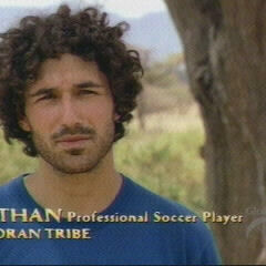 Ethan Zohn as a member of <a href=