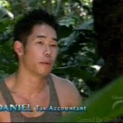 Daniel gives a <a href=