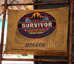 Angkor flag