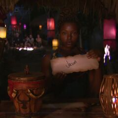 Cydney votes against Jason.