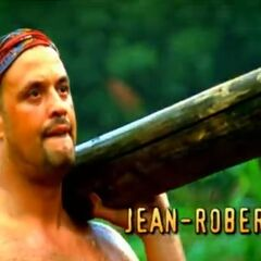 Jean-Robert's first motion shot in the opening credits.