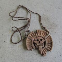 <i>Survivor: San Juan del Sur</i> Hidden Immunity Idol.