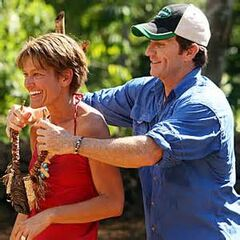 Dawn wins individual immunity on Day 21.