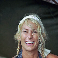 Debbie is a member of the merged tribe, <a href=