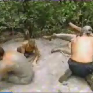 The challenge in <i>Borneo</i>.