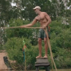 Keith at the Immunity Challenge, <a href=