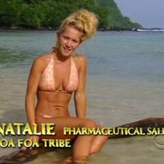 Natalie making a <a href=