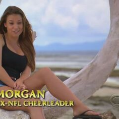 Morgan's first <a href=