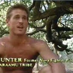 Hunter making a <a href=