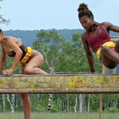Cydney and Michele compete in <i><a href=