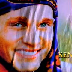 Ken's photo in the second version of the of the opening.