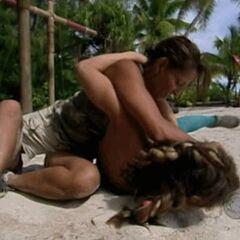 Cristina and Jessica