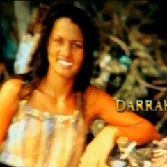 Darrah's photo in the opening.