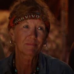 Scout at Tribal Council, <a href=