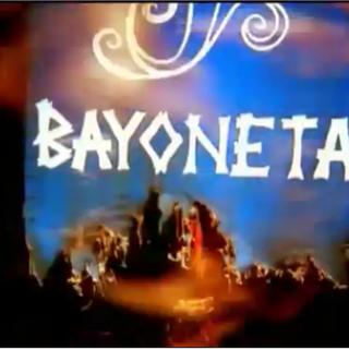 Bayoneta's intro shot.