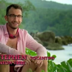 Stephen making a <a href=