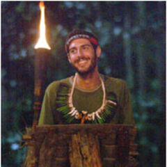 Rob wins immunity in the challenge that would be the basis of <a href=