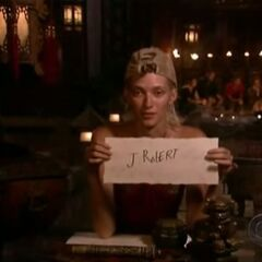 Courtney votes for Jean Robert.