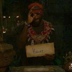 Jeremy's last vote.