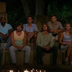 <i>Survivor: San Juan del Sur</i> Jury.