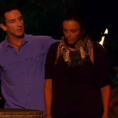 Sophie wins immunity at <a href=