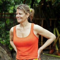 Lisa at Tandang.