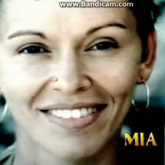 Mia's photo in the opening.