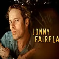 Jonny Fairplay's photo in the opening.
