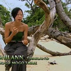 Shii Ann making a <a href=
