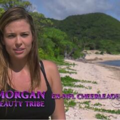 Morgan making a <a href=