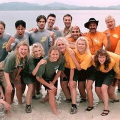 The Cast of Expedition Robinson 1999 (Minus Douglas)