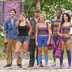 Solana tribe before the Immunity Challenge
