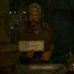 Keith votes against Jeremy.