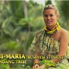 Abi-Maria making a <a href=